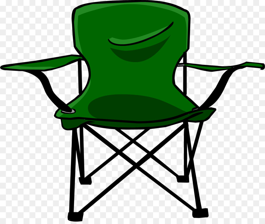 Folding Chair Furniture Clip Art   Camping