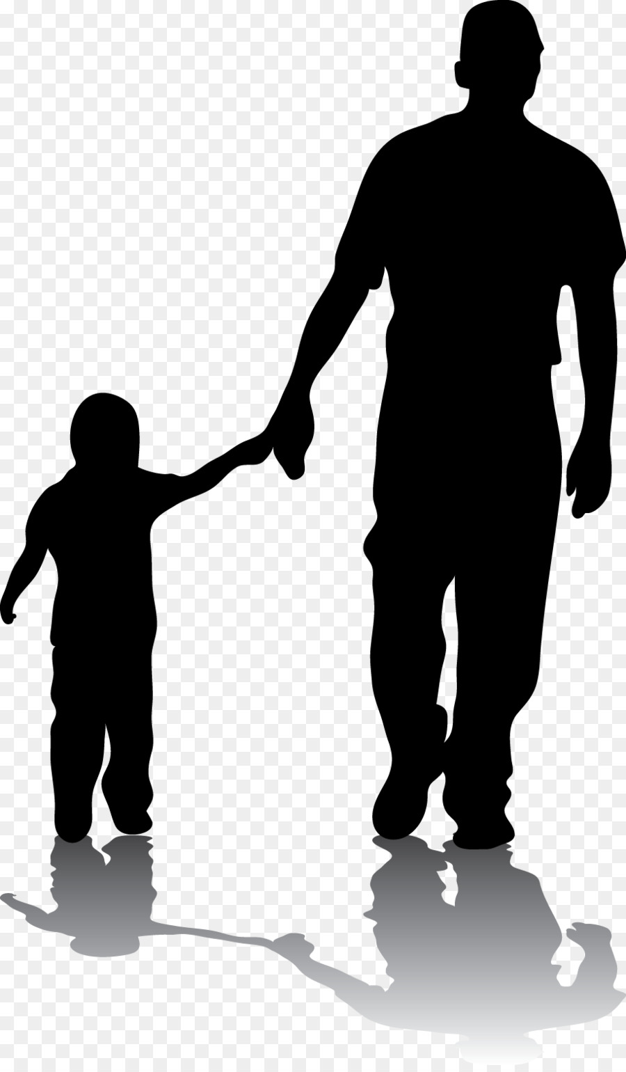 father silhouette son daughter family father png free hockey clipart vector free hockey clipart graphics