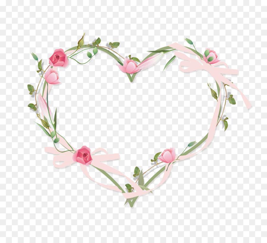 Hearts and flowers border clip art invitation flowers png download hearts and flowers border clip art invitation flowers mightylinksfo