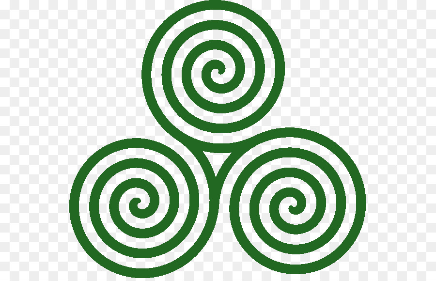 Celtic Knot Symbol Triskelion Celts Meaning Spiral Png Download