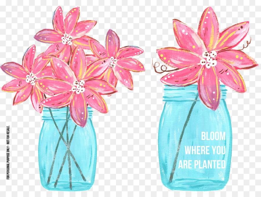 Mason jar flower clip art mason jar png download 30972309 mason jar flower clip art mason jar mightylinksfo