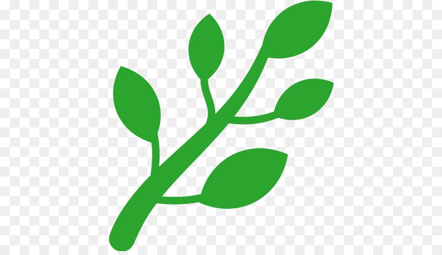 Emoji Herb Symbol Text Messaging Clip Art Herb Png Download 512
