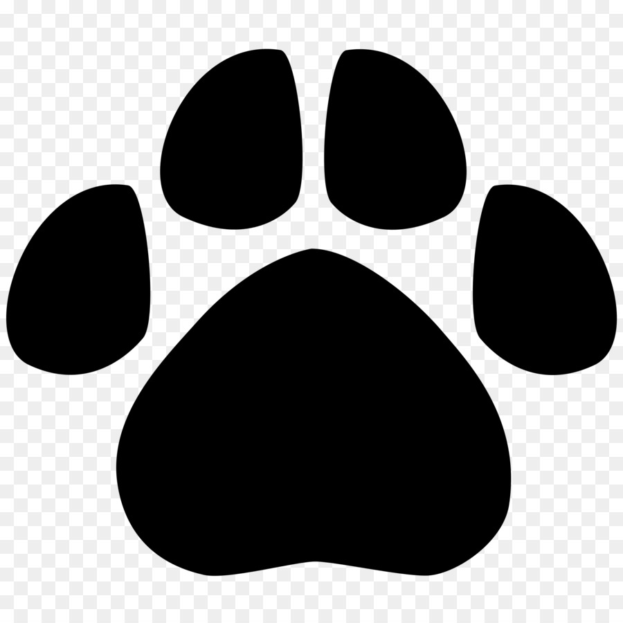 tiger cougar paw bobcat clip art footprints png download 2000 rh kisspng com cougar paw clipart cougar paw print clipart
