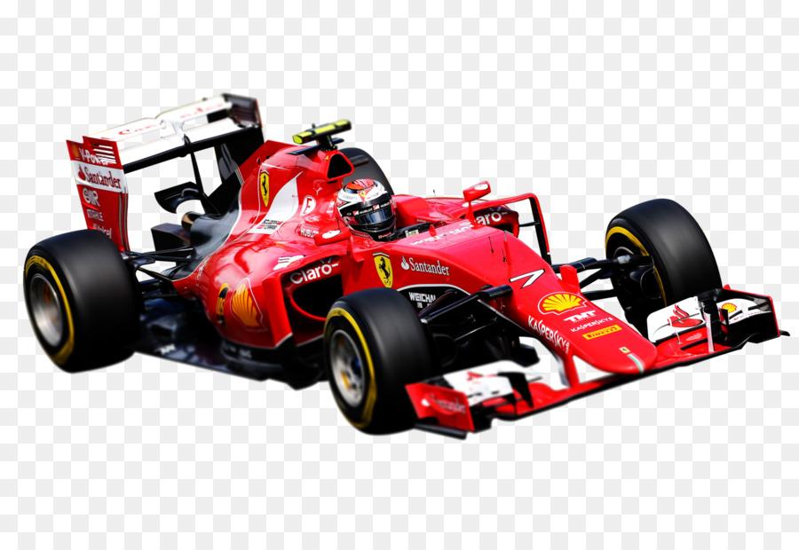 Car Formula One Scuderia Ferrari Ferrari F14 T - ferrari png ...