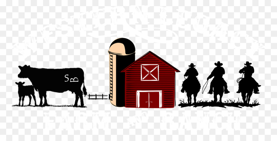 Cattle Horse Ranch Farm Clip Art