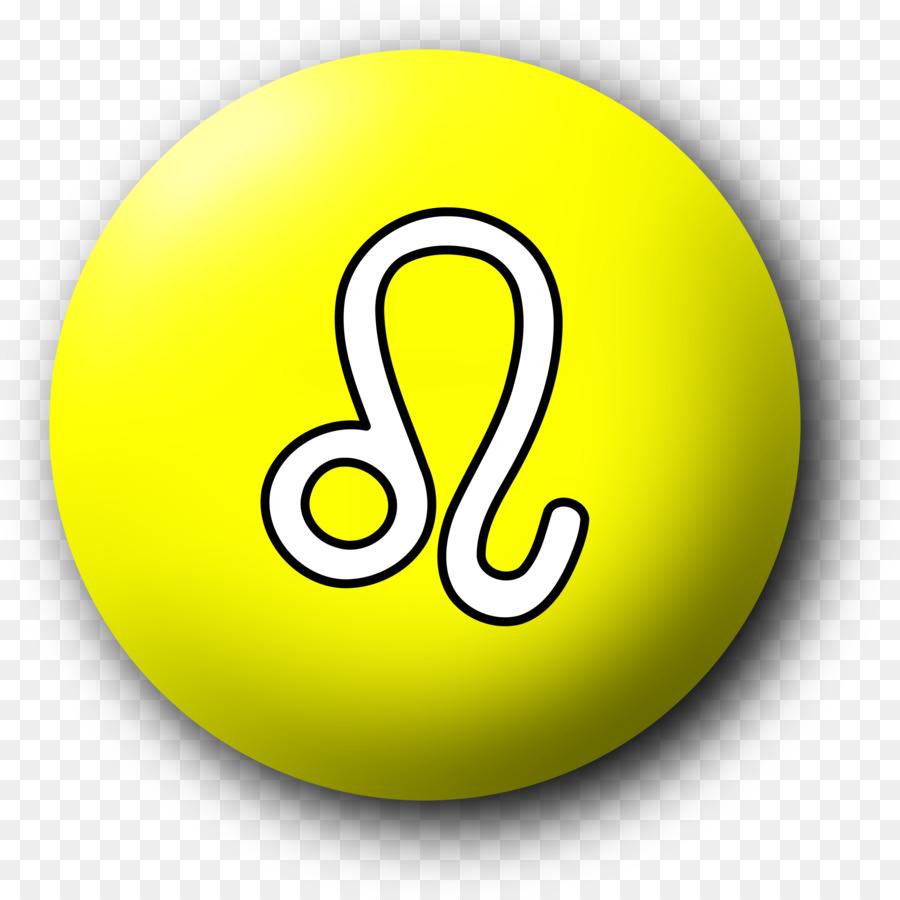 Symbol Cancer Leo Astrological Sign Clip Art Leo Png Download
