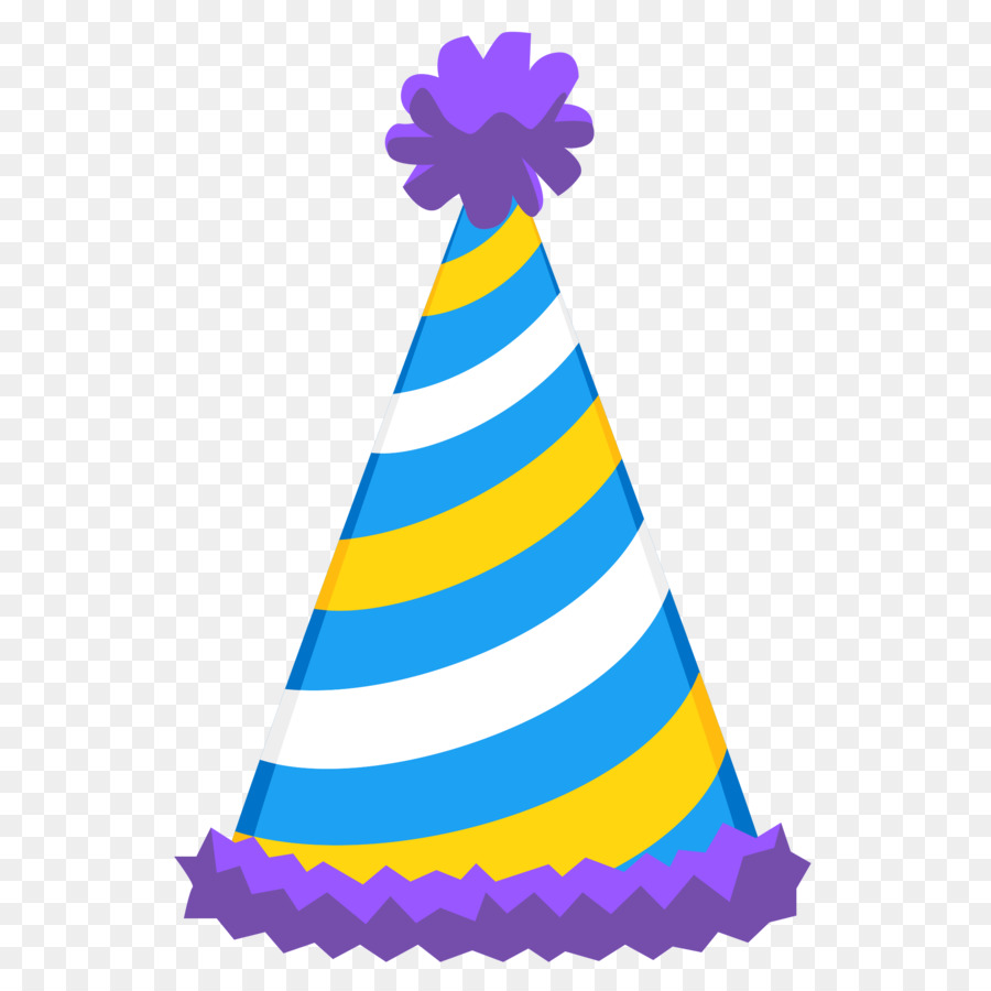 Birthday Cake Clip Art Blue Background