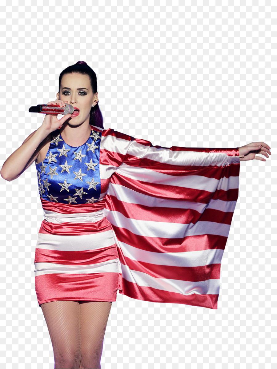 Katy Perry Bandera de los Estados unidos de América Ídolo Vestido ...