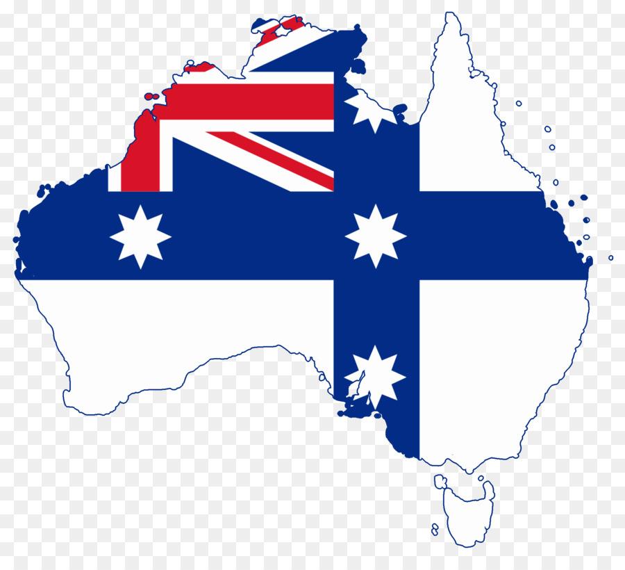Federation Of Australia British Empire Australian Flag