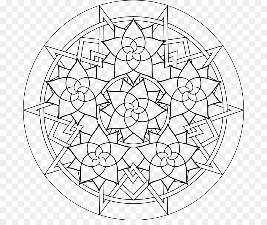 Grown Up Coloring Pages Coloring Book Mandala Adult Meditation