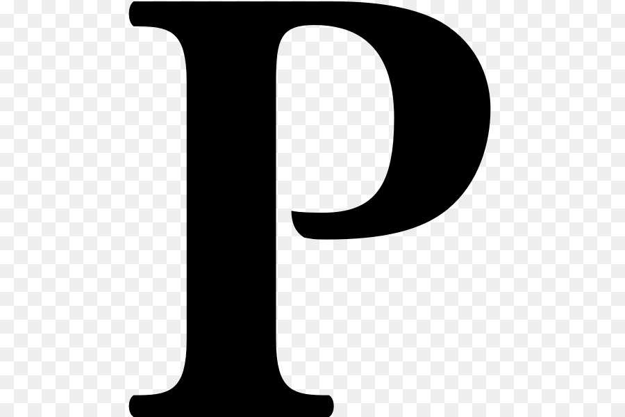 Linux Libertine Letter Font Letter P Png Download 549600 Free