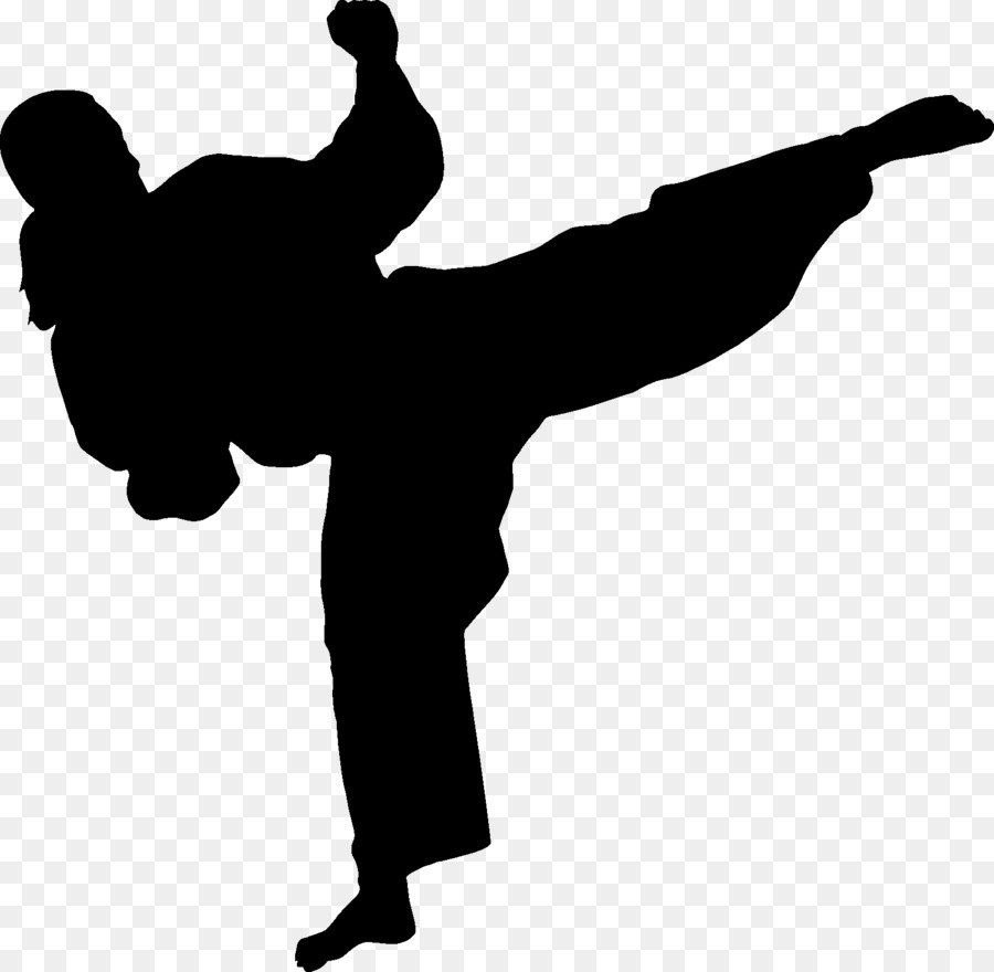 Martial arts Karate Silhouette Wall decal Combat - karate  sc 1 st  KissPNG & Martial arts Karate Silhouette Wall decal Combat - karate png ...