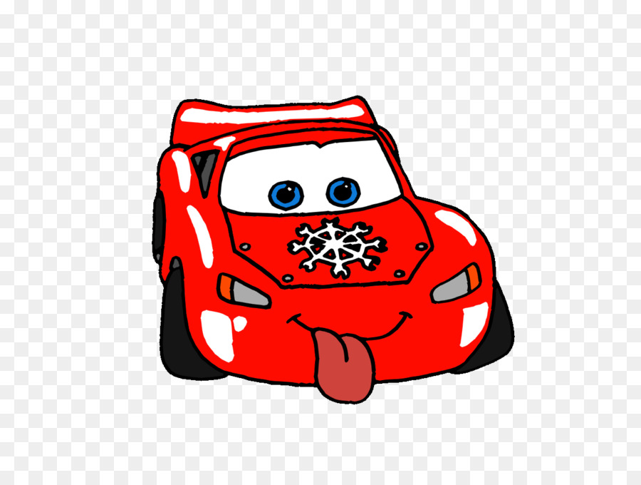 Lightning McQueen Mater Cars Christmas Clip Art