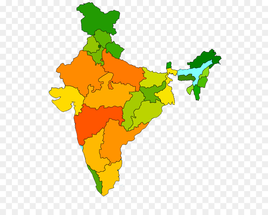 India Map 2017.States And Territories Of India Indian Presidential Election 2017
