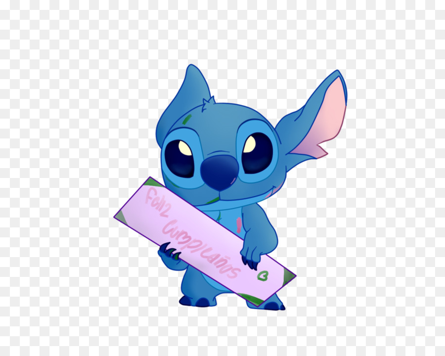 Stitch Lilo Pelekai Birthday Cake Happy Birthday To You Stitch Png