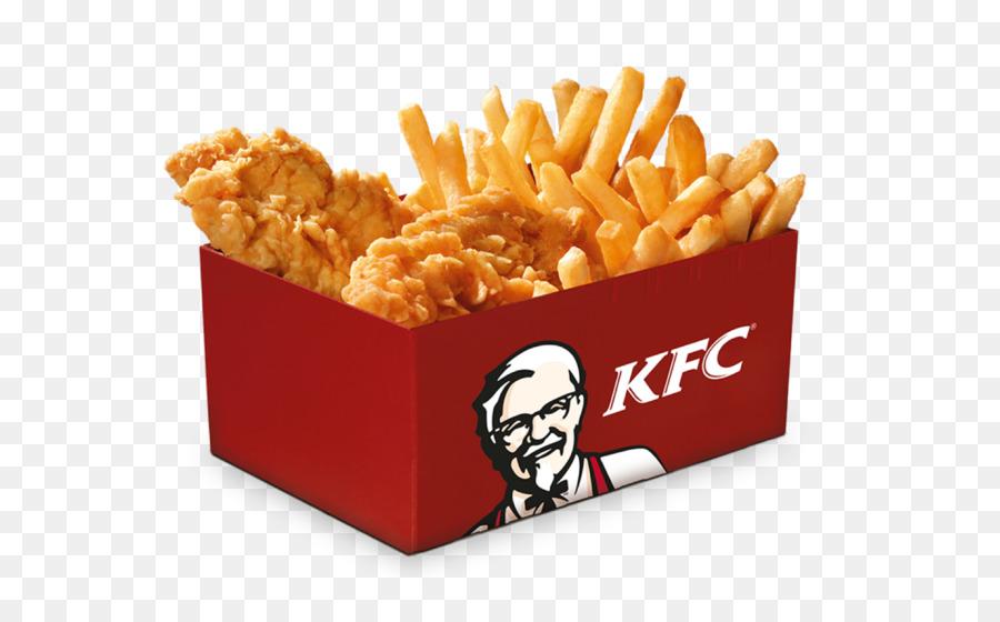 French Fries Kfc Fast Food Junk Food Crispy Fried Chicken Kfc Png