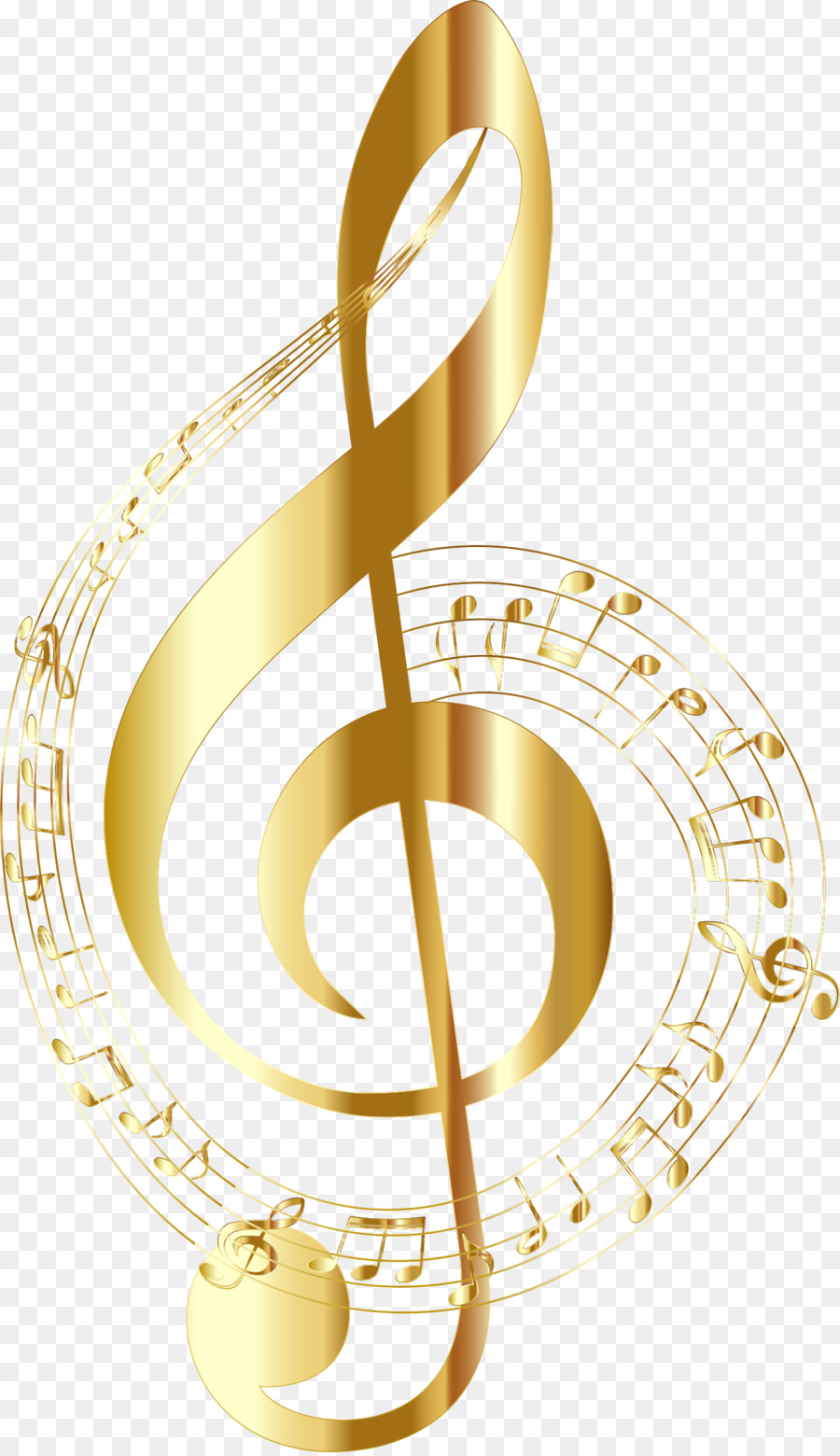 Musical note Staff Clef Clip art - musical png download - 1313*2270 ...