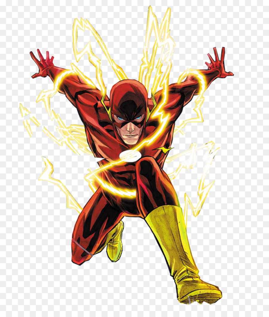 Free Comic Book Day Logo: The Flash T-shirt Wally West Comic Book