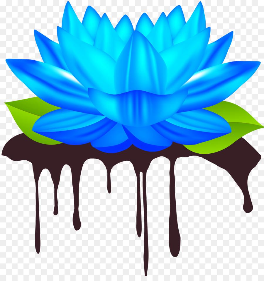 Egyptian Lotus Nelumbo Nucifera Flower Clip Art Lotus Png Download
