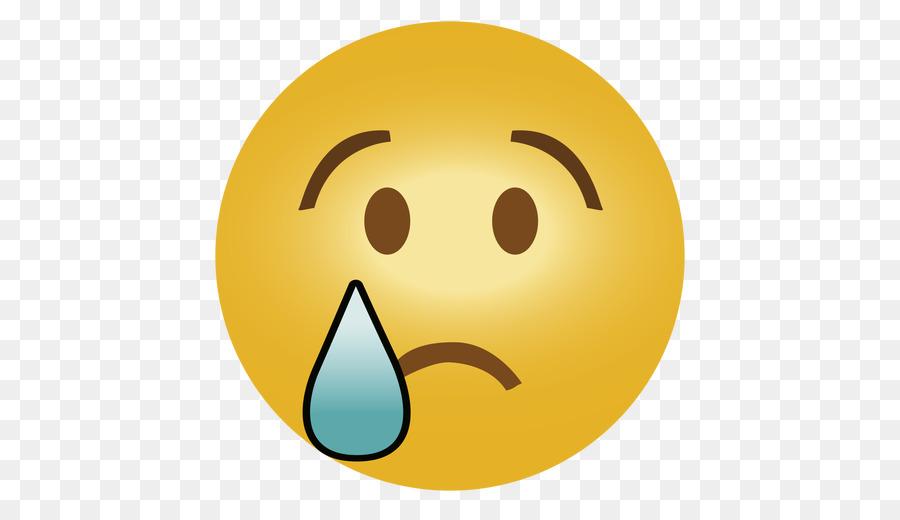 Emoji Emoticon Download Sad Png Download 512512 Free