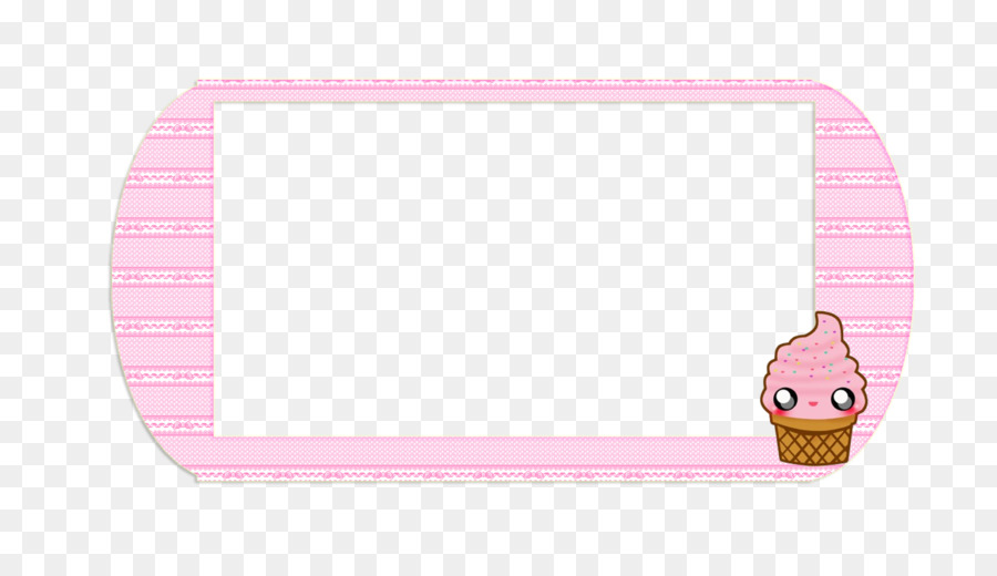 Paper Material Picture Frames - cute border png download - 900*506 ...