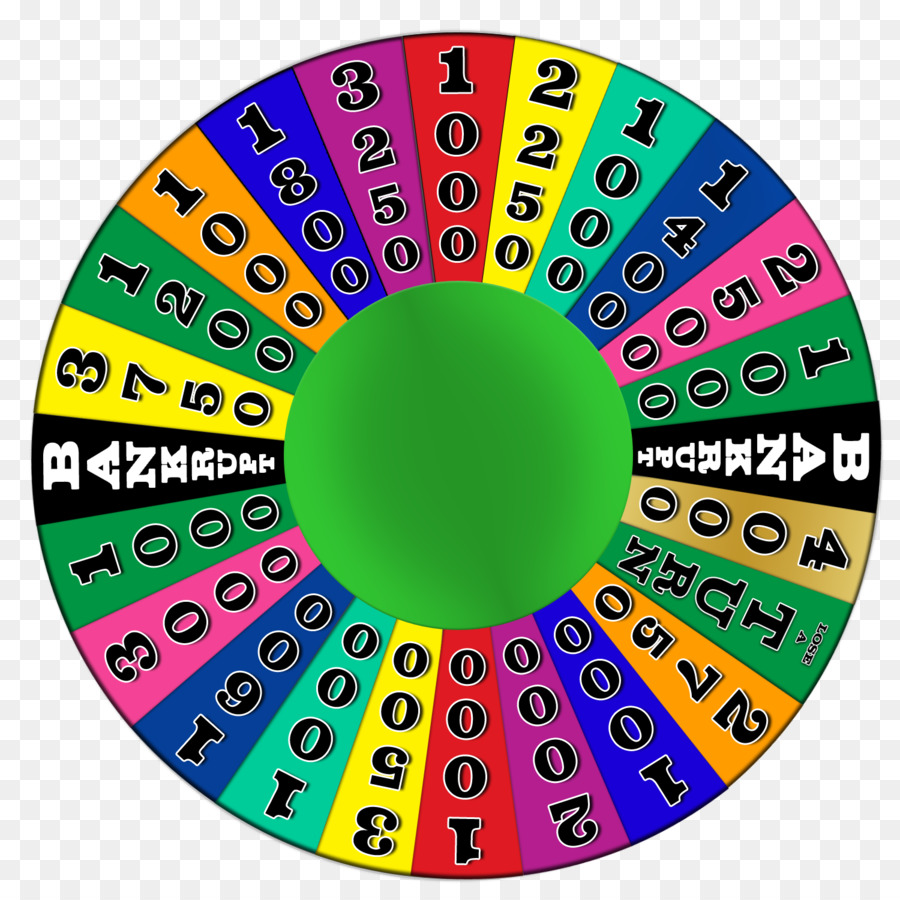 Template Microsoft Point Computer Wheel Fortune Png 1500 Free Transpa