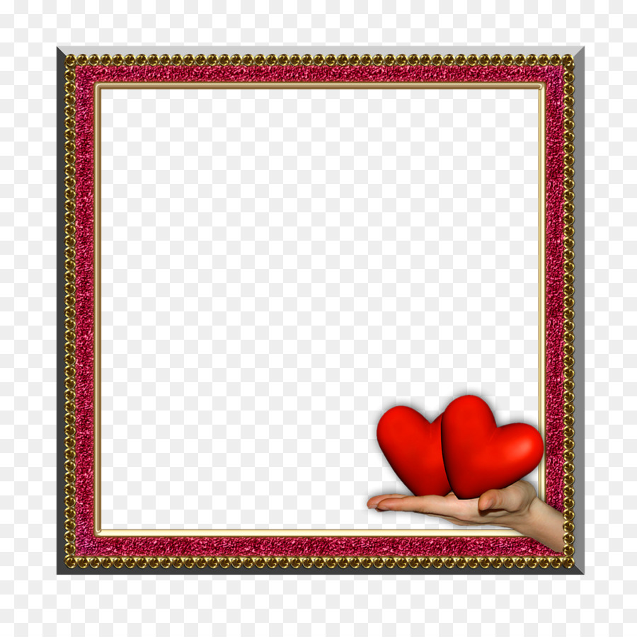 Picture Frames Photography Download - love frame png download - 1024 ...