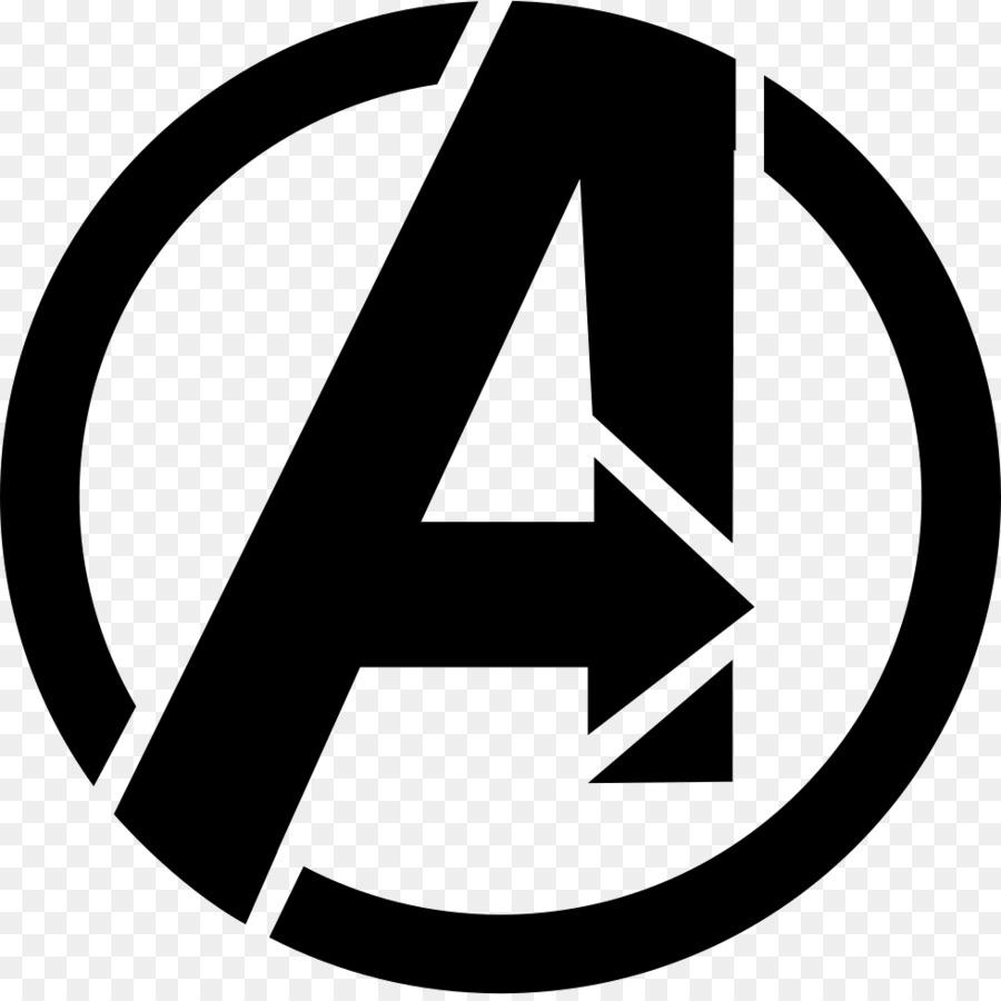 Black Widow Thor Clint Barton Logo Symbol Avengers Png Download