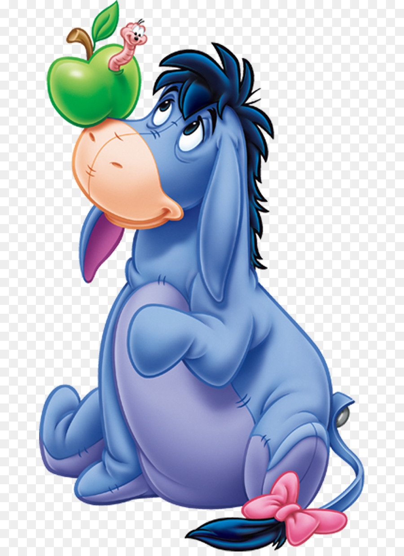 winnie the pooh eeyore piglet winnie the pooh tigger eeyore png
