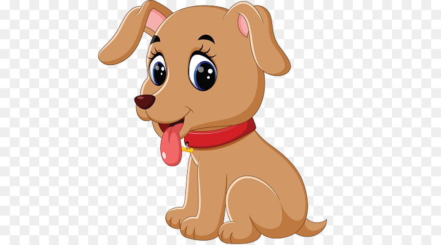 Puppy Cartoon To Dog Cartoon