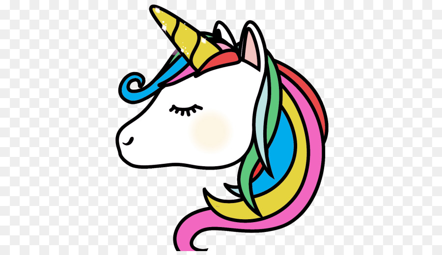 Unicorn Encapsulated PostScript Clip Art