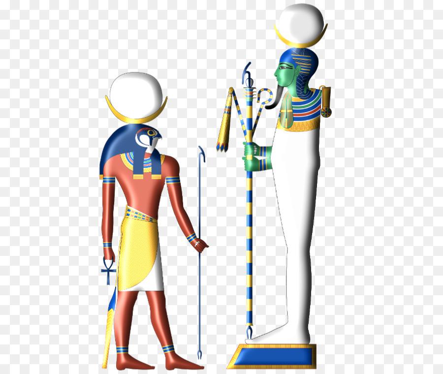 Luxor Templo De Los Dioses Del Antiguo Egipto Khonsu Deidad Dioses