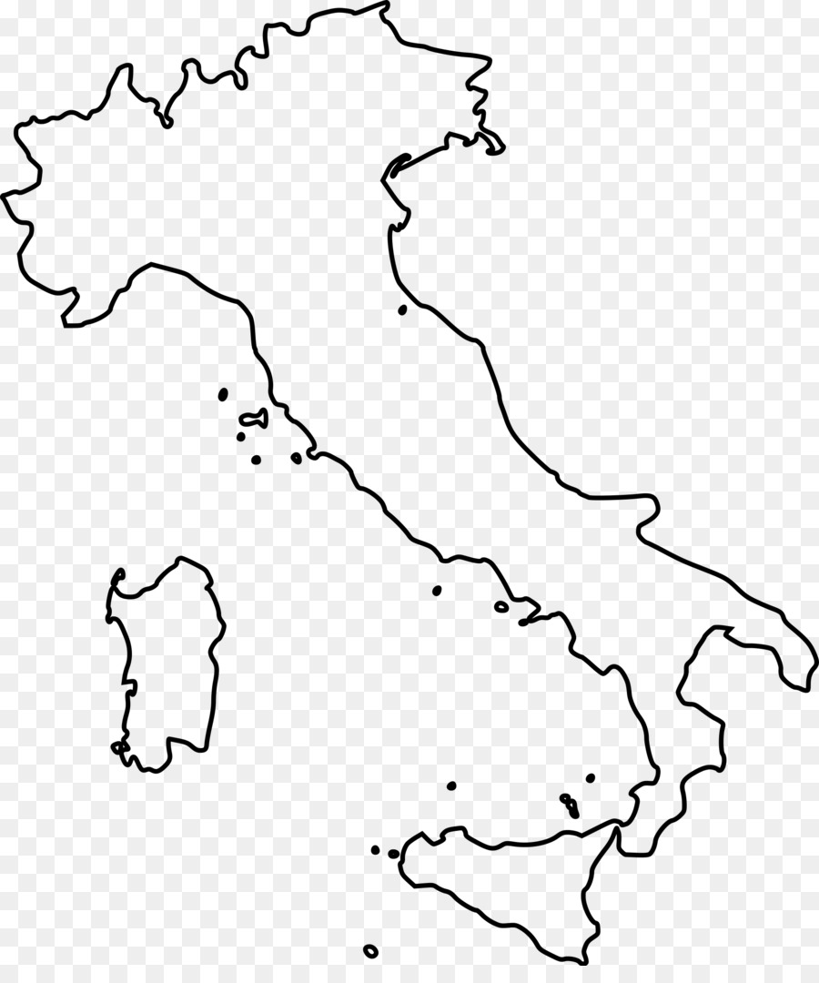 Regions Of Italy Blank Map Vector Map Italy Png Download 2000