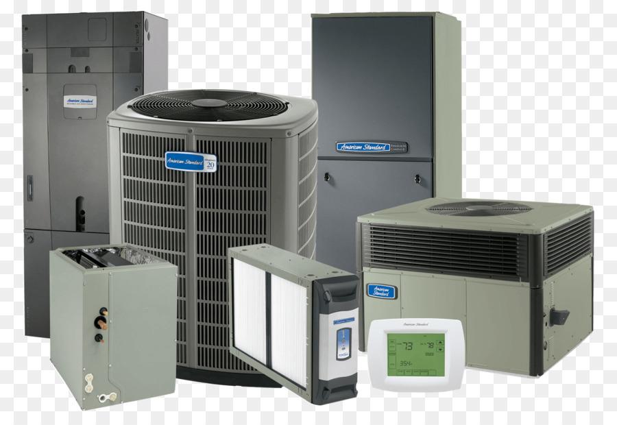 Furnace HVAC American Standard Brands Air conditioning Plumbing ...