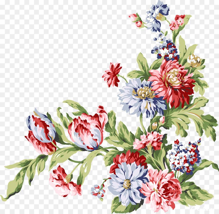 Paper Flower Vintage Clothing Floral Design