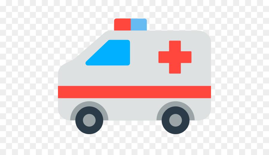 Emoji Ambulance Text Messaging Unicode Symbol Ambulance Png