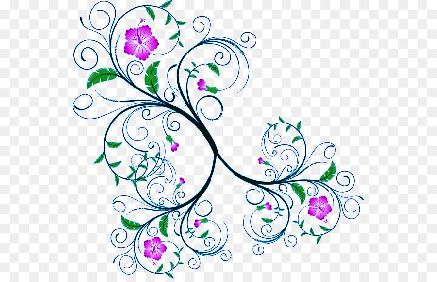 Floral Vector Designs Flower Floral Design Clip Art