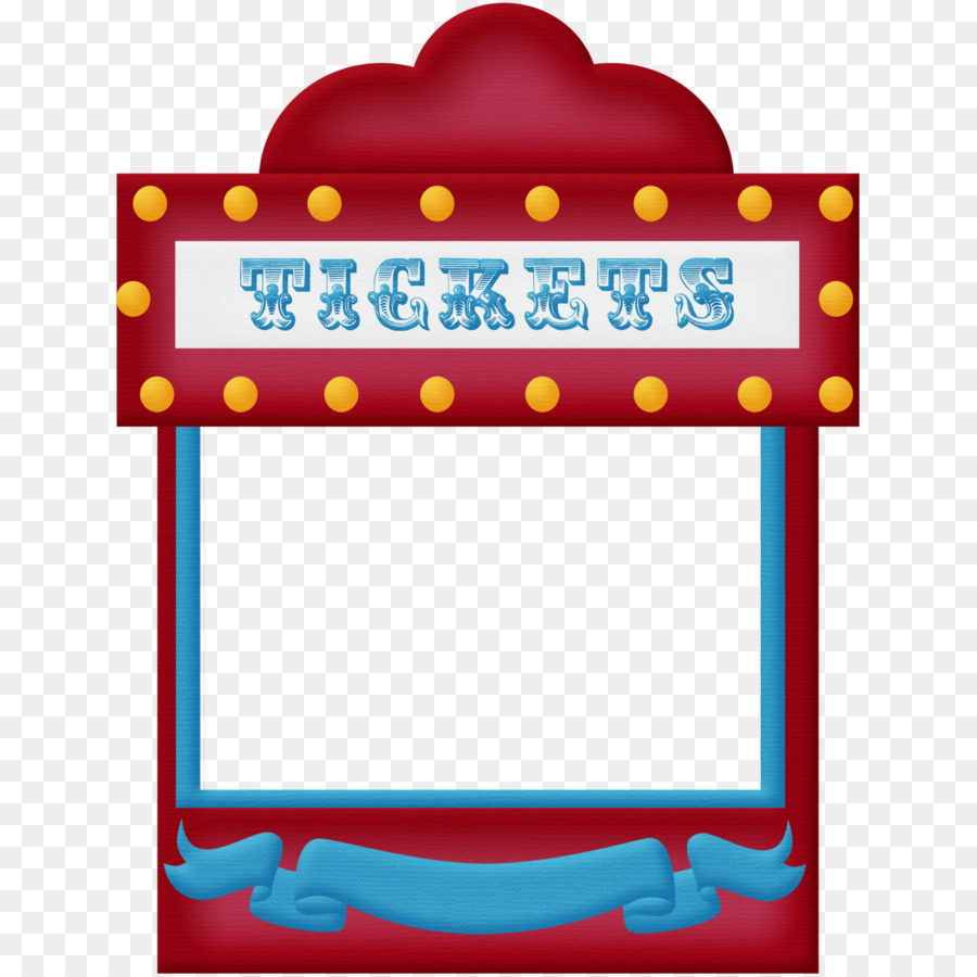 Circus Traveling carnival Ticket Clip art - carnival theme png ...
