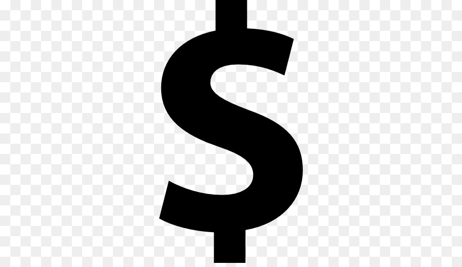 Dollar Sign Computer Icons Dollar Sign Png Download 512512