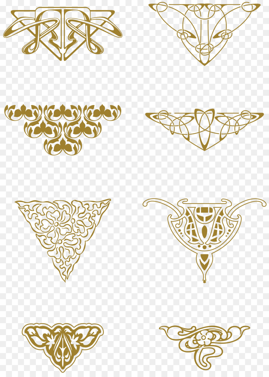 ornament art nouveau art deco png download 1920 2671 free transparent heart png download. Black Bedroom Furniture Sets. Home Design Ideas