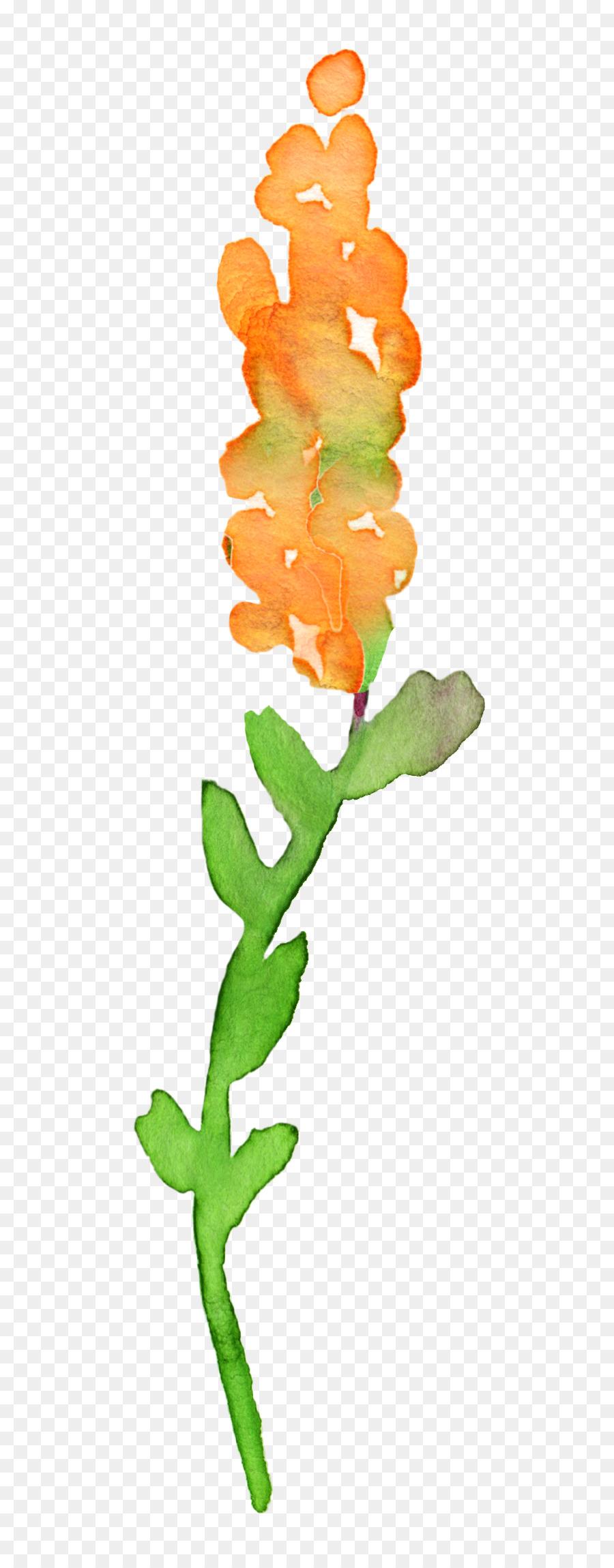 Boyama Sonbahar çiçek çiçek Tasarım Küçük Resim Suluboya Suluboya