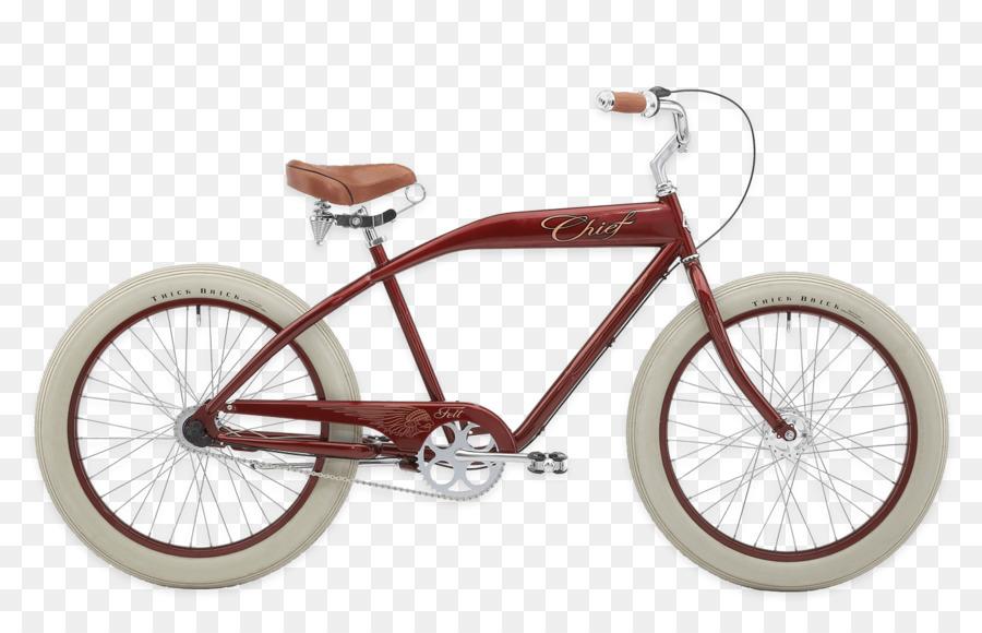 Cruiser Fahrrad City-Fahrrad-Fahrrad-Rahmen - Chief png ...