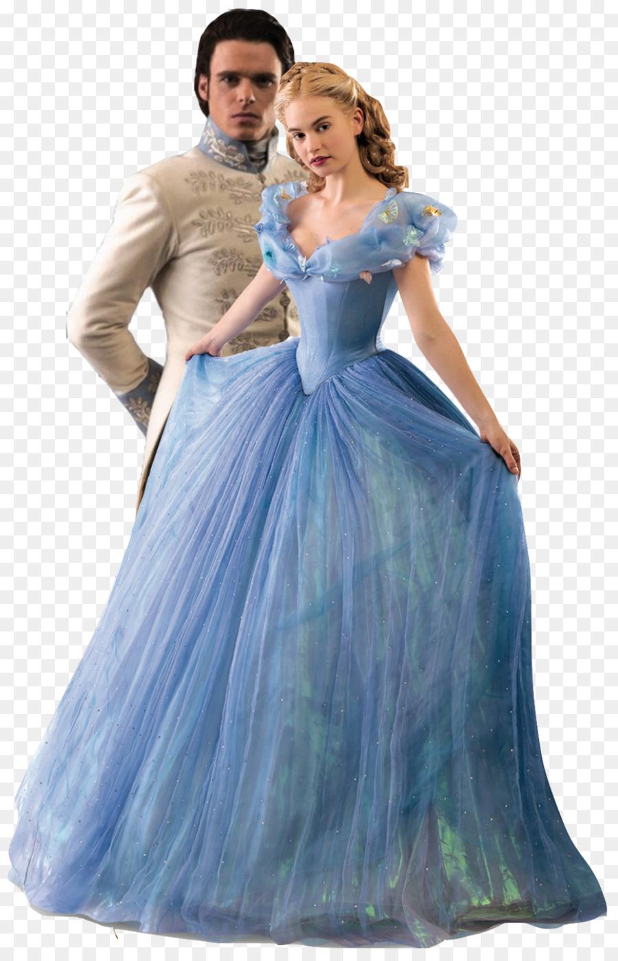 Richard Madden Cinderella Stepmother Ball gown - Cinderella png ...