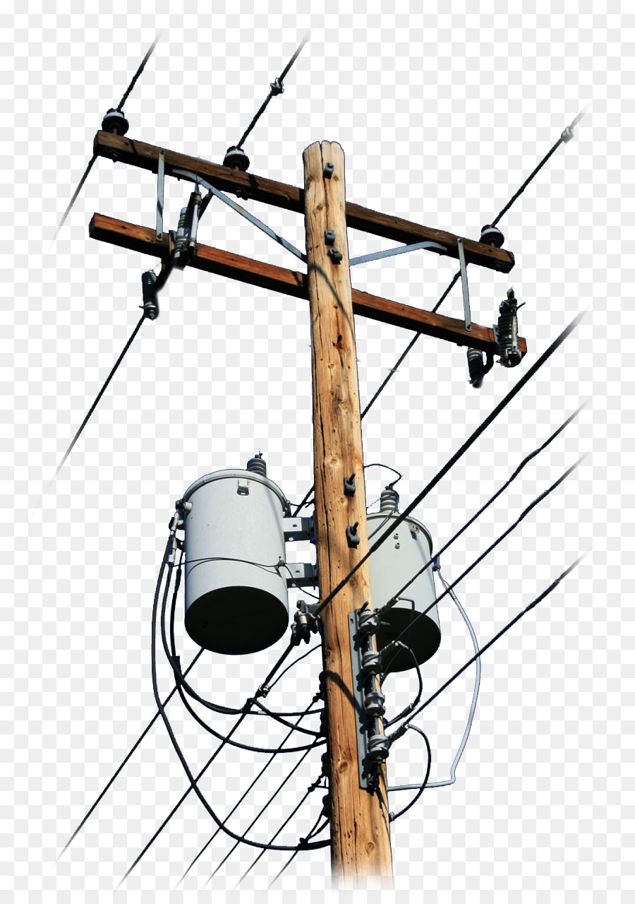 Electrical Wires Cable Electricity Utility Pole Voltage Wiring A Mains Plug