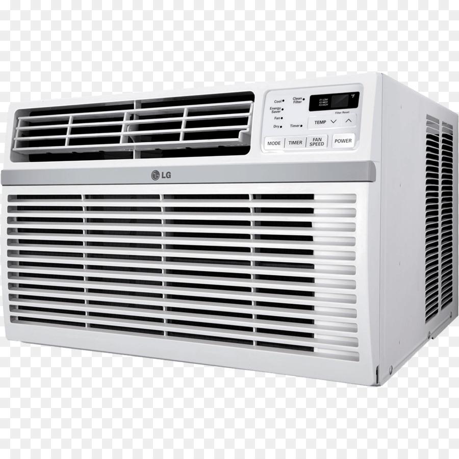 Window Air conditioning British thermal unit LG Electronics Seasonal