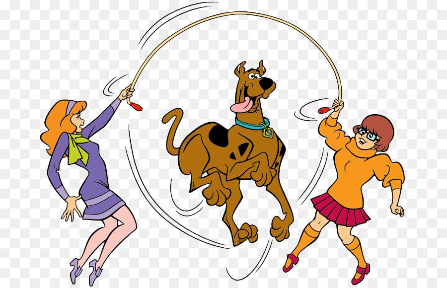 Daphne Blake Velma Dinkley Fred Jones De Scooby Doo Shaggy Rogers ...