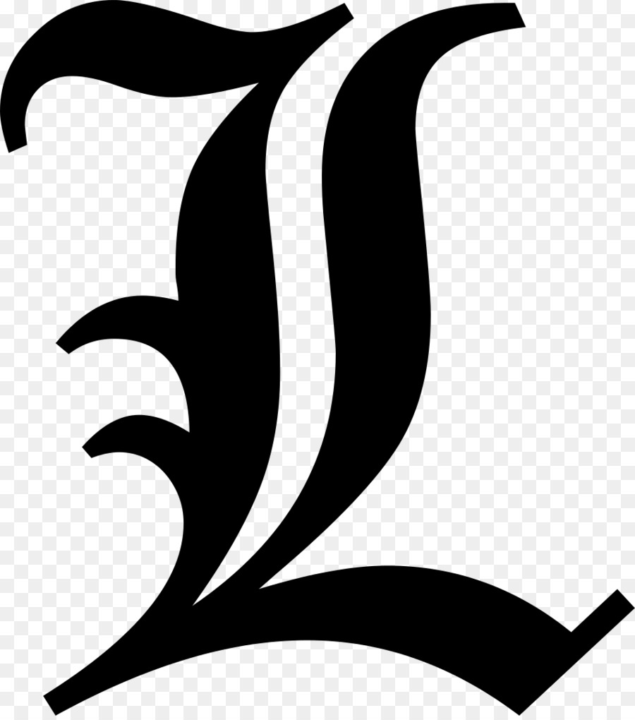 Old English Latin Alphabet Letter Initial English Png Download