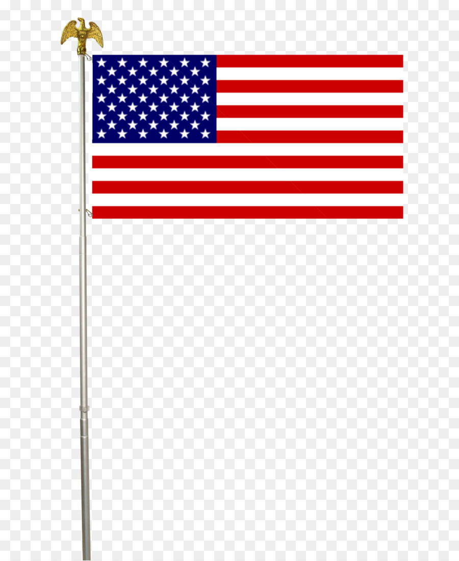Flag Of The United States American Civil War Flagpole