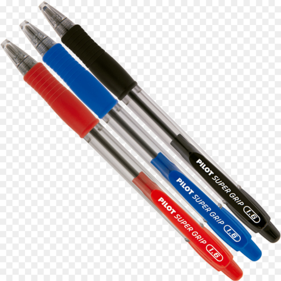 Paper Ballpoint Pen Office Supplies Pilot