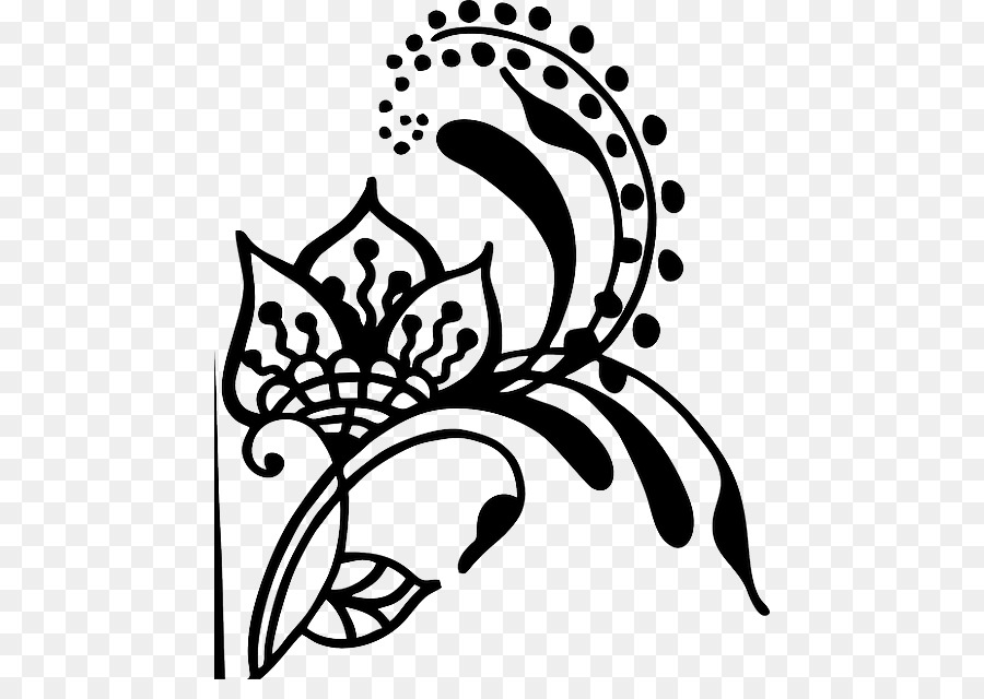 Henna Mehndi Drawing Skin Tattoo Henna Png Download 508 622